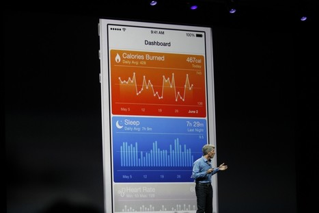 Apple will soon let you request medical records via HealthKit | M-HEALTH  By PHARMAGEEK | Scoop.it