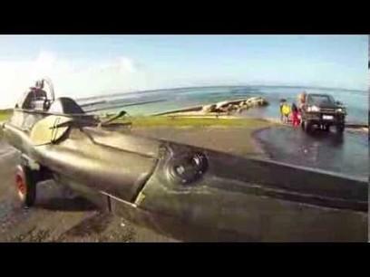 Un Français invente un kayak sous-marin - Le Monde | La Mer | Scoop.it