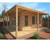 Garden Offices - Log Cabin Range | Log Cabins UK | Scoop.it