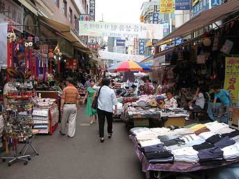 Namdaemun Market | Famous Tourist Destinations Guide | Scoop.it
