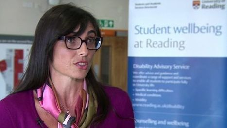 Rising numbers of stressed students seek help - BBC News | Higher education news for libraries and librarians | Scoop.it