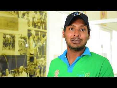 (Video) Sangakkara wants you to join him on a walk to fight cancer in Sri Lanka | Sri Lanka Cricket | Scoop.it