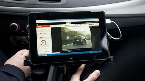 Les nouveaux radars vont flasher dans les deux sens en roulant | ETOUFFEMENT | Scoop.it
