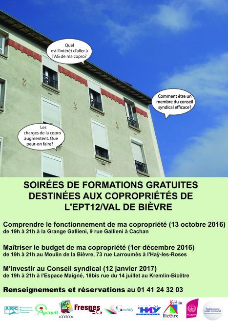 Maîtriser les charges: formation gratuite pour les copropriétaires de Grand Orly Seine Bièvre   Paris durable   Scoop.it