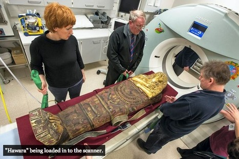 Manchester Museum scan mummies to find out secrets of the ancient Egyptians | Égypt-actus | Scoop.it