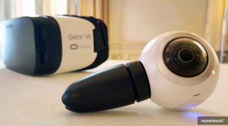 Samsung Gear 360: premières images aux Oscars | Vrlab.fr | Scoop.it