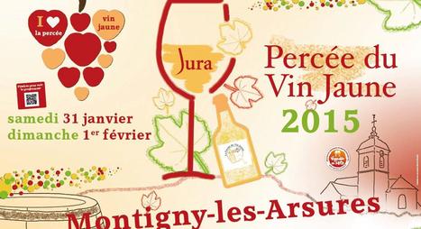 Les Mots du Vin : 31/01 et 01/02 : Percée du Vin Jaune - | Le vin quotidien | Scoop.it
