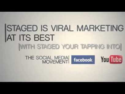 Staged.com Incredible EASY way to MAKE MONEY quick   FINANCIAL FREEDOM QUICKLY SHARING VIDEOS   Scoop.it