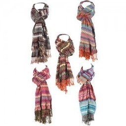 The Versatility of Scarves - iNewStyle | Womens Fashion | Scoop.it