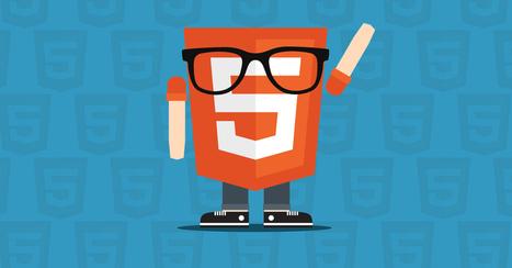 HTML5: Learn it, Love it | TideKit — Multiplatform App Development | Scoop.it