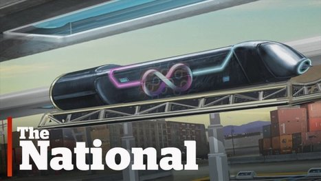 Hyperloop One: A Futuristic Transportation Technology Tested Successfully | Technology in Business Today | Scoop.it