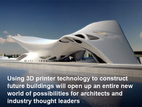Printable Houses and the Massive Wave of Opportunity it will bring to Our Future | Singularity Scoops | Scoop.it