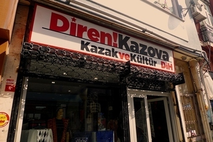 #DirenKazova: the Turkish factory under workers' control | Occupy Belgium | Scoop.it