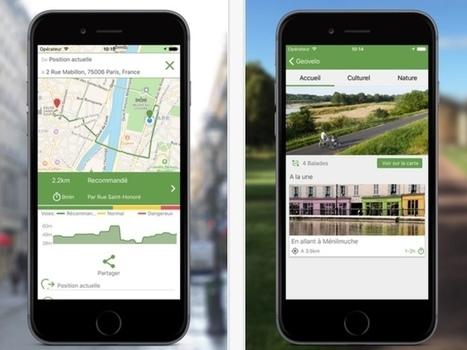 GeoVelo. Votre prochaine ballade à vélo sur votre portable – Best Outils   Office Online est désormais disponible sur le Chrome Web Store   Scoop.it
