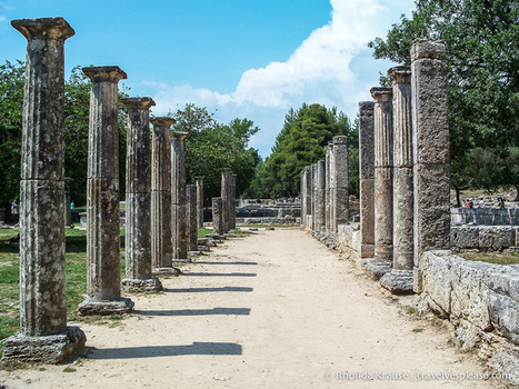 Ancient Olympia- Birthplace of the Olympic Games | Ancient World History | Scoop.it