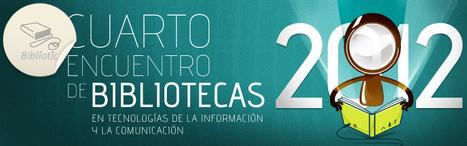 Bibliotic 2012, el IV Encuentro de Bibliotecas en Tecnologías de la Información y la Comunicación, se realizará del 12 al 16 de junio en Bogotá D.C. | Periodismohipertextual | Scoop.it
