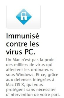 Apple reconnait l'existence des virus! | Apple, Mac, MacOS, iOS4, iPad, iPhone and (in)security... | Scoop.it
