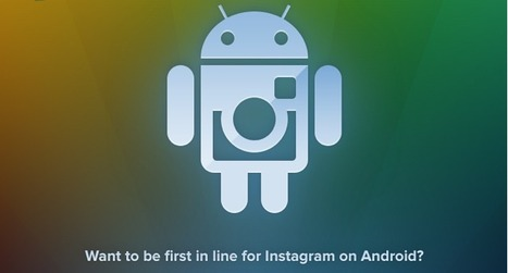 You Can Sign Up for Instagram on Android Now | All Things Photography | Scoop.it