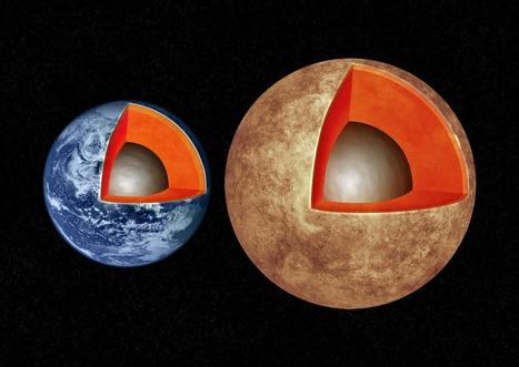 Earth-like planets have Earth-like interiors | Fragments of Science | Scoop.it