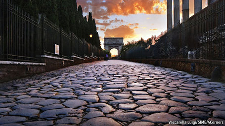 The euro zone on the edge - The road to Rome | Italica | Scoop.it