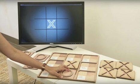 Disney Research – Des tags RFID capables de rendre des objets ordinaires interactifs - | Tech earthling | Scoop.it