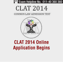 CLAT 2014 Online Application Begins | Career and Education | Scoop.it