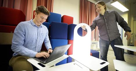 Uudistusten tulpasta tuli sysäys sähköiseen opetukseen | Digital TSL | Scoop.it