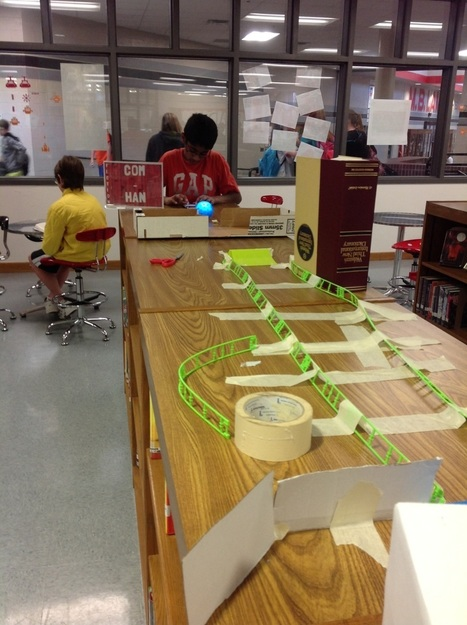 Maker Ed Lessons by Resource | HCS Learning Commons Newsletter | Scoop.it