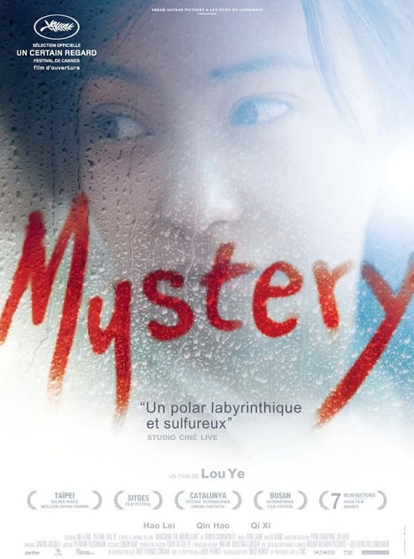"CINEMA: ""Mystery"" de Lou Ye (2012) 
