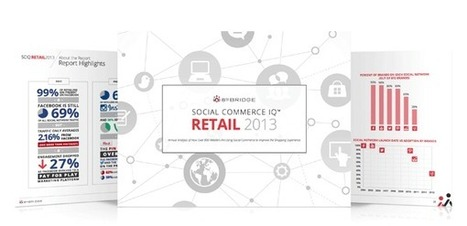 Social Commerce IQ Retail 2013 | S-Commerce | Scoop.it