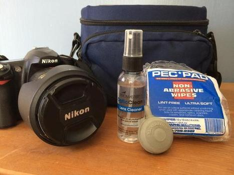 Spring cleaning: Clean your digital SLR camera - CNET   Photography   Scoop.it