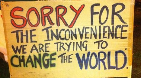 La desobediencia inteligente como motor de la innovación… | Espacio socioambiental | Scoop.it