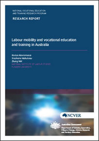 NCVER - Labour mobility and vocational education and training in Australia | Talking Careers | Scoop.it