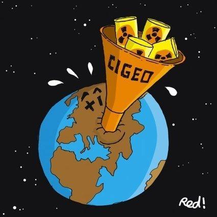 La loi Macron impose en catimini l'enfouissement des déchets nucléaires | Toxique, soyons vigilant ! | Scoop.it