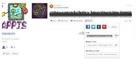 En la nube TIC: SoundCloud, música en la nube | Las TIC y la Educación | Scoop.it