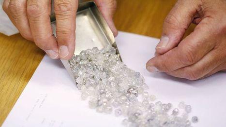 Devenir propriétaire de diamants pour 20 euros | Diamant | Scoop.it