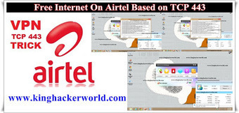 Free Internet On Airtel Based On TCP 443 With Working Snapshots | Infosec | Scoop.it