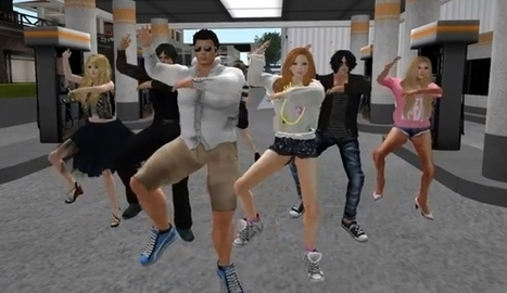Gangnam Style Finally Gets a Second Life -- Machinima & Custom ... | Weird and Crazy Things | Scoop.it