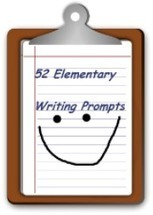 Elementary Writing Prompts - Writing Rightly | Scriveners' Trappings | Scoop.it