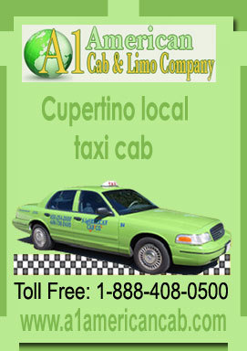 Taxi Service from Cupertino, Mountain View to San Francisco, San Jose & Oakland Airport | A1 American Cab & Limo Company | Scoop.it