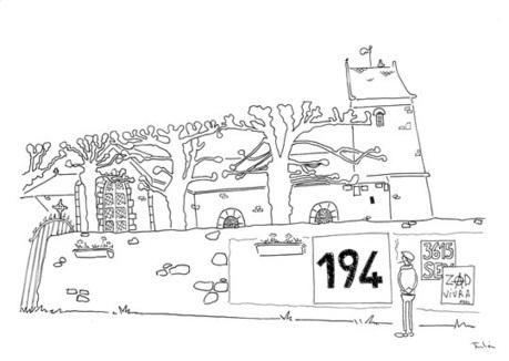 Paye ton projet: un webdoc pour se la coller au cimetière | Cabinet de curiosités numériques | Scoop.it