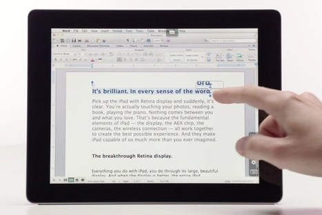 "Whoa: Parallels Access ""turns"" Windows, Mac apps into iPad apps 