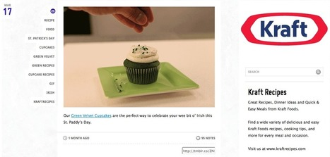 Three brands raking in the leads with Tumblr | AGBeat | Public Relations & Social Media Insight | Scoop.it