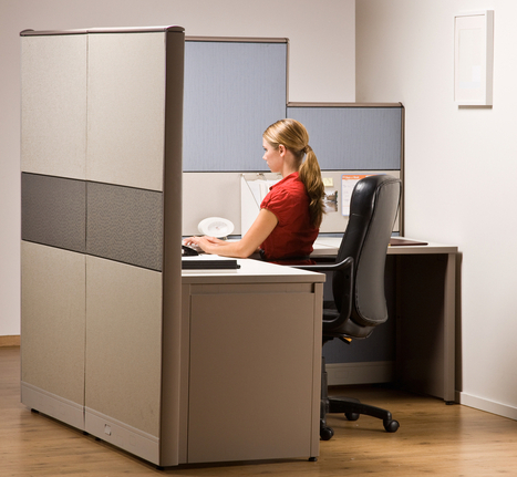 15 Office Cubicle Solutions for Small Businesses   Digital-News on Scoop.it today   Scoop.it