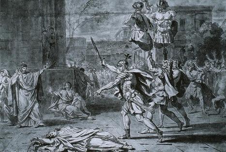 Los Horacios y los Curiacios: la pervivencia de una leyenda romana | Mundo Clásico | Scoop.it