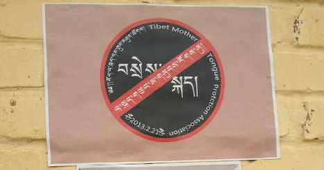 Eight Tibetan students jailed for defending language rights | Tibet Central | Scoop.it