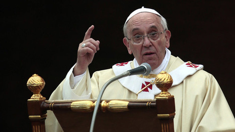 "'Not to share wealth with poor is to steal': Pope Francis slams capitalism as 'new tyranny' | Corporate ""Social"" Responsibility – #CSR #Sustainability #SocioEconomic #Community #Brands #Environment 