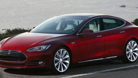 How the Tesla Electric Car Actually Works | Daily Magazine | Scoop.it