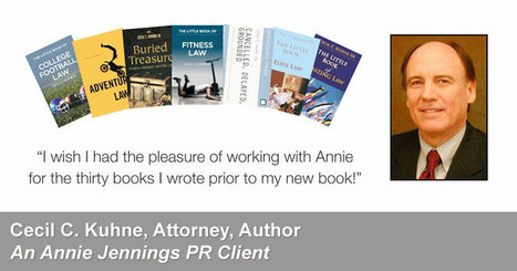 "Book Promotion: ""Annie's Radio Campaign Was Flawless,"" Says Attorney Cecil Kuhne 