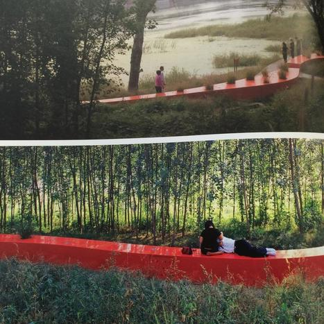 Parcs urbains de demain - se poser 1/5 - URBIS Le mag | Nature en Ville | Scoop.it